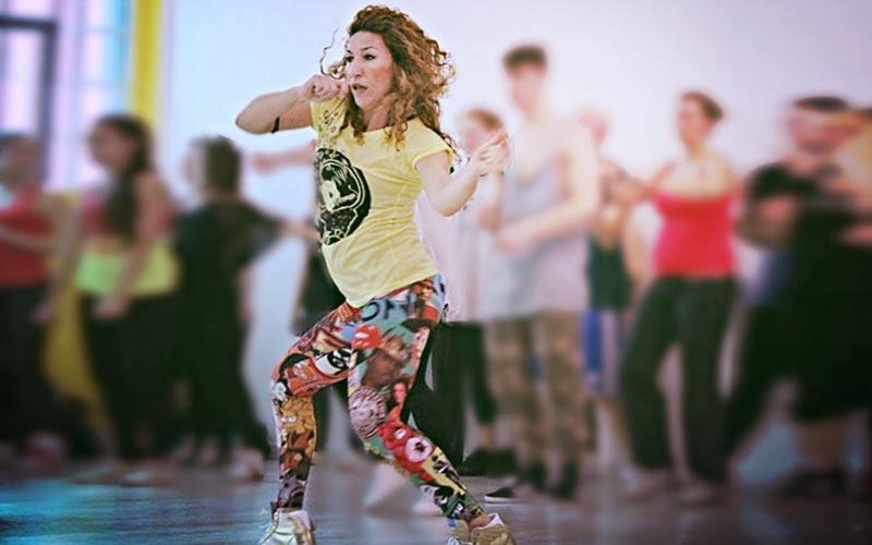 coreografia rary