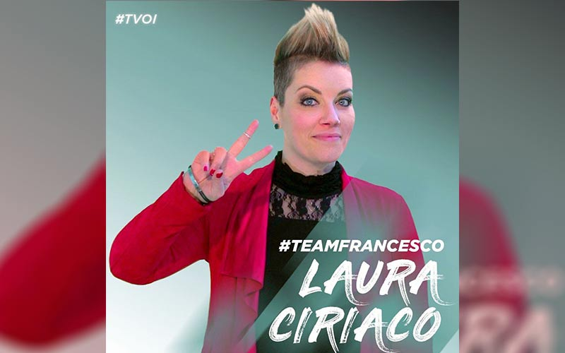 laura ciriaco the voice