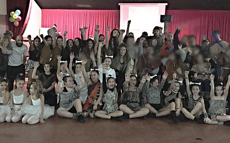 talent gruppo di ballo