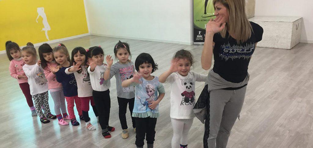 corso baby dance talent school