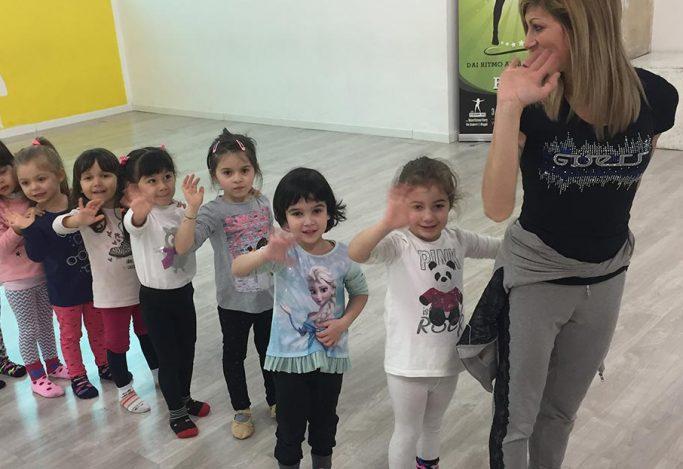 baby dance talent school
