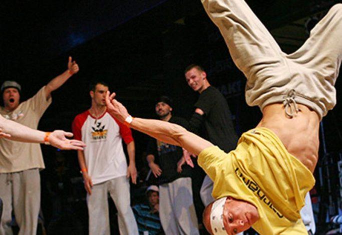 break dance fly