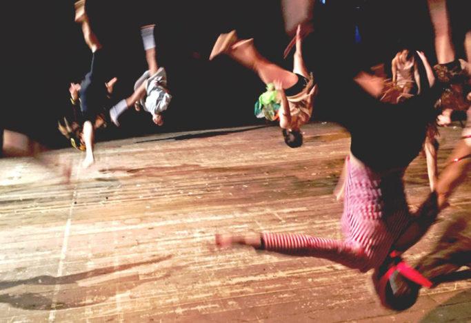 corso danza acrobatica monza brianza talentschoolrary
