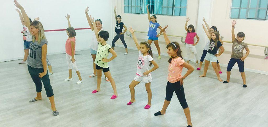 corso danza moderna go talent school rary