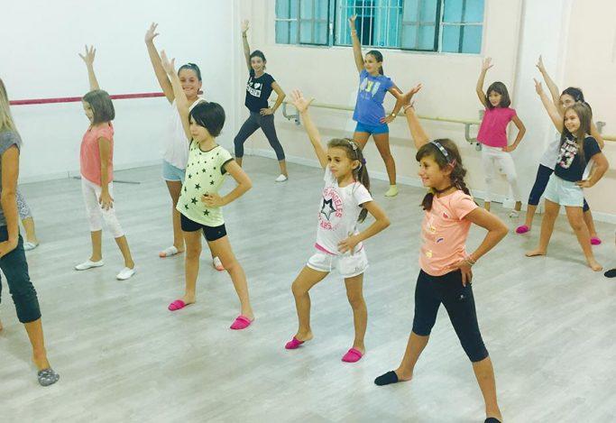 danza moderna go talent school rary