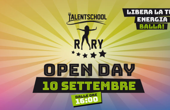 open day talent school rary