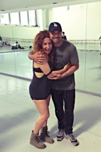 Jonathan Redavid ballerino di J Ló